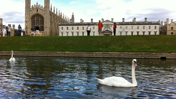 Cambridge, UK - Sputnik International