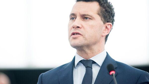 Steven Woolfe MEP - Sputnik International