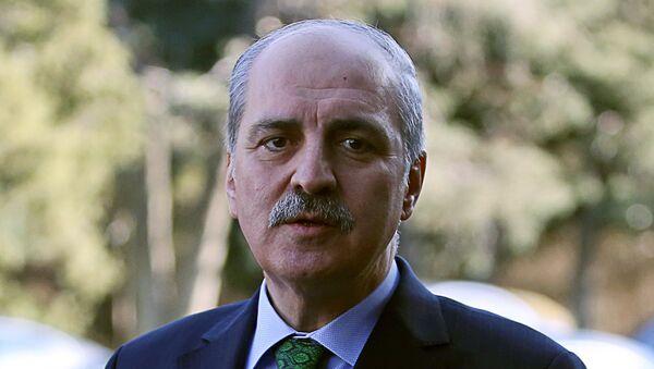 Turkish Deputy Prime Minister Numan Kurtulmus (File) - Sputnik International