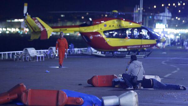 Attack in Nice, France - Sputnik International