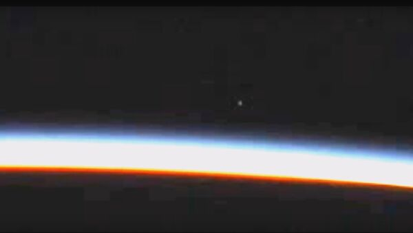 NASA has sparked an alien controversy after it cut off live streaming video from the International Space Station (ISS) on July 8, 2016 - Sputnik International