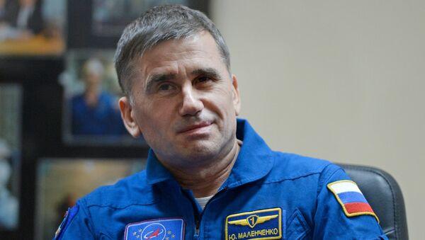 Roscosmos cosmonaut Yury Malenchenko - Sputnik International