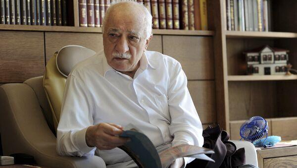 Islamic preacher Fethullah Gulen. - Sputnik International