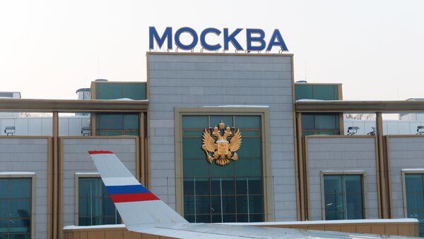 Vnukovo airport in Moscow - Sputnik International