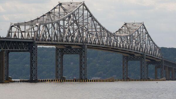 Tappan Zee Bridge - Sputnik International