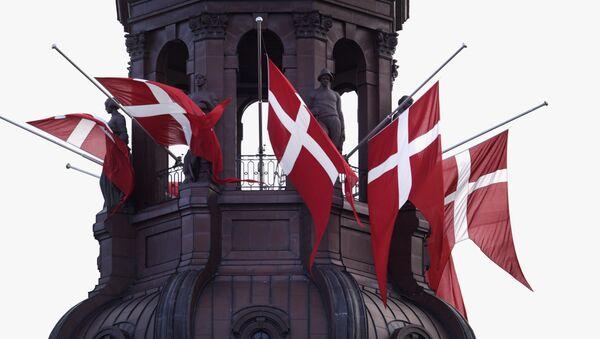 Denmark Flag - Sputnik International