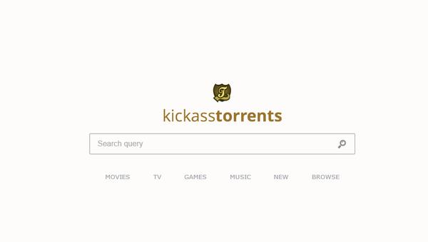 Vaulin's Kickass Torrents - Sputnik International