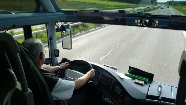 Bus driver - Sputnik International