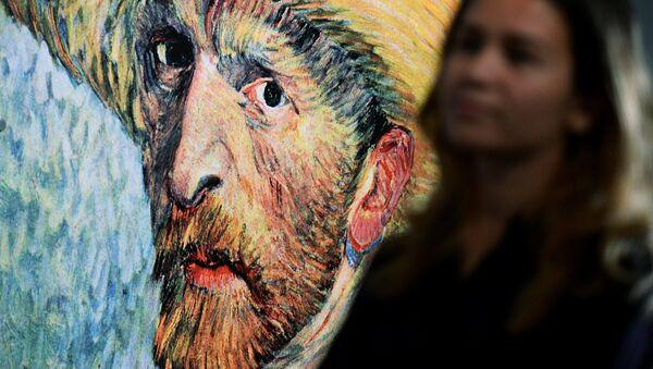Exhibition Vincent van Gogh: 125 Years of Inspiration opens in Moscow. - Sputnik International