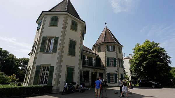 General view shows the building of the Court of Arbitration for Sports (CAS) in Lausanne, Switzerland, July 21, 2016 - Sputnik International