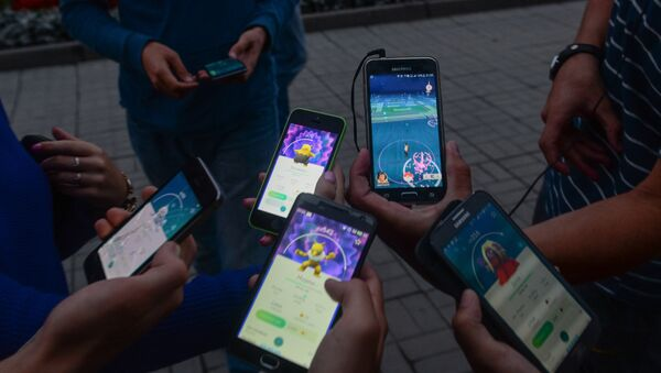 Pokemon Go, mobile game from Nintendo - Sputnik International