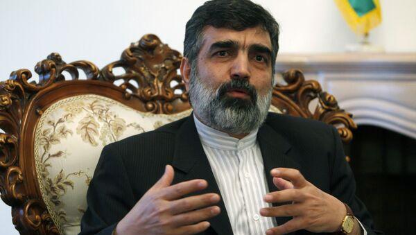 Behrouz Kamalvandi (file) - Sputnik International