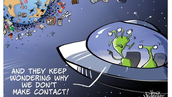 Out of Space - Sputnik International