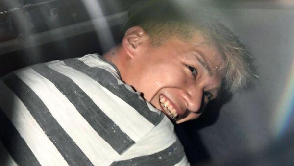 Satoshi Uematsu, Stabbed 19 People to Death in Tokyo - Sputnik International