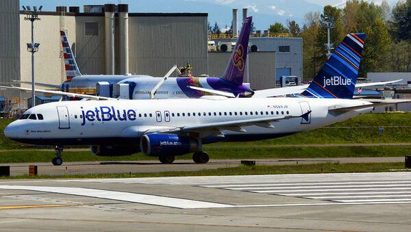JetBlue Airbus 320-200 - Sputnik International