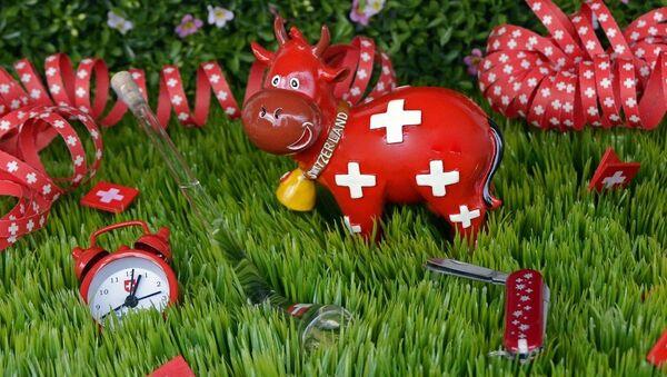 Switzerland - Sputnik International