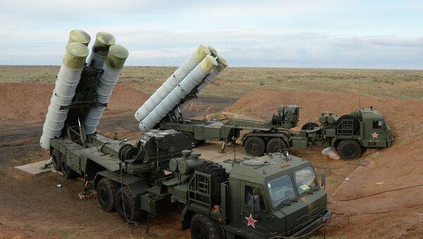 Зенитные ракетные системы С-400 Триумф - Sputnik International