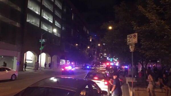 Multiple casualties, active shooter in downtown Austin, Texas - police - Sputnik International