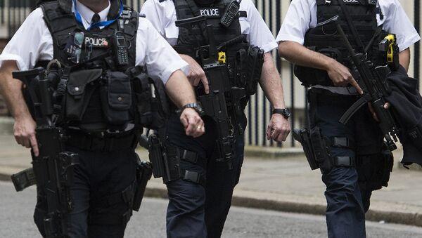 British police. (File) - Sputnik International