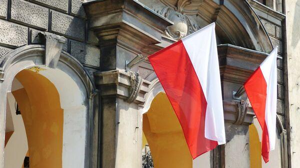 Poland Flag. (File) - Sputnik International