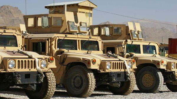 Humvees - Sputnik International