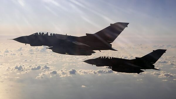 UK Tornado fighter jets. (File) - Sputnik International