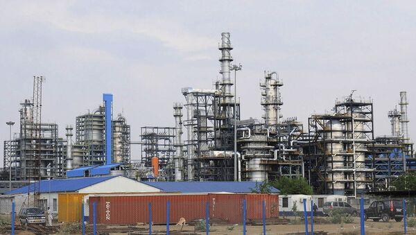 Oil refinery in India. (File) - Sputnik International