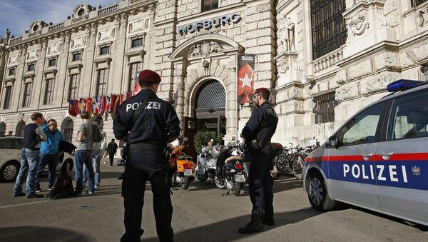 Austrian Special Forces Police officiers (File) - Sputnik International