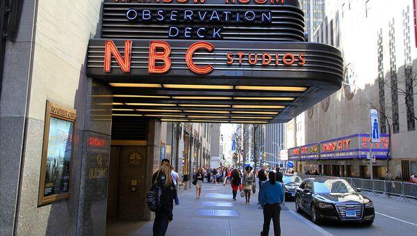 NBC Studio in NYC - Sputnik International