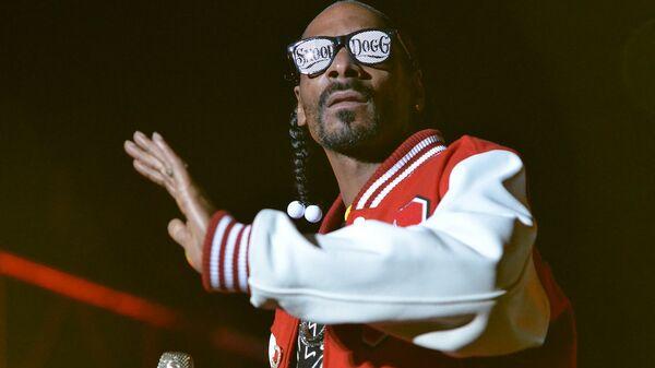 Snoop Dogg - Sputnik International
