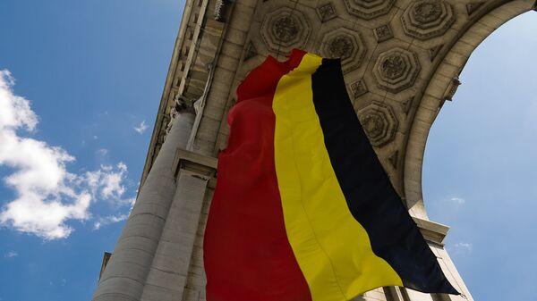 Flag of Belgium - Sputnik International