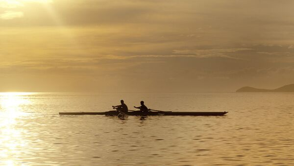 Kayakers - Sputnik International