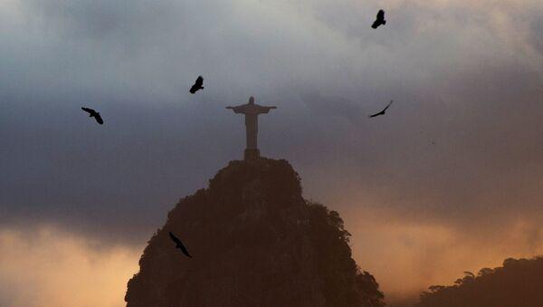 Rio de Janeiro: Sugarloaf Mountain views - Sputnik International