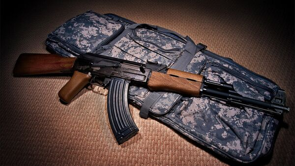 AK-47 Assault Rifle - Sputnik International