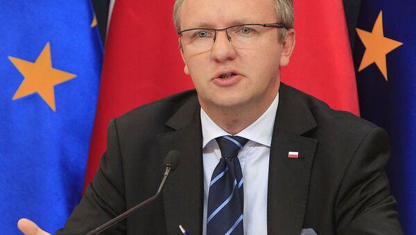 Krzysztof Szczerski, the foreign policy adviser of new Polish President Andrzej Duda. - Sputnik International