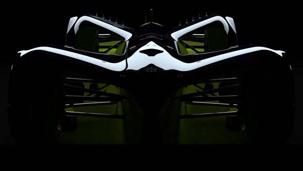 The Car of the Future is here — Roborace - Sputnik International