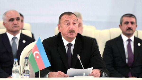 President Vladimir Putin's visit to Azerbaijan - Sputnik International