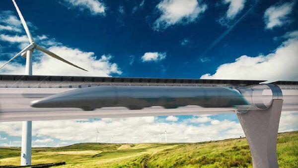 Hyperloop - Sputnik International