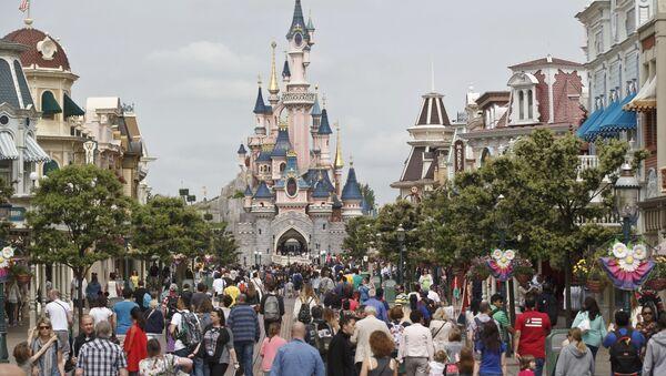 Disneyland Near Paris - Sputnik International