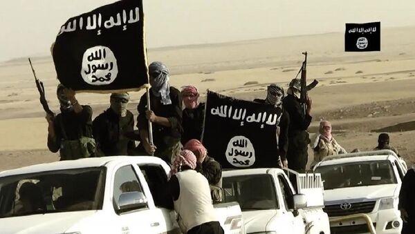 Islamic state fighters. (File) - Sputnik International