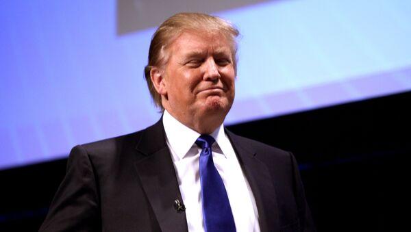 Donald Trump - Sputnik International