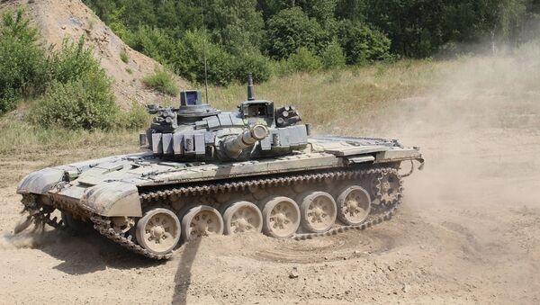 T-72M4 CZ - Sputnik International