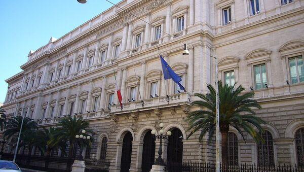 Banca d'Italia - Sputnik International