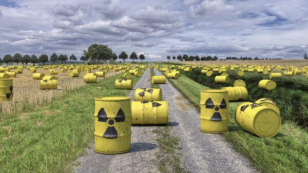 Nuclear waste - Sputnik International