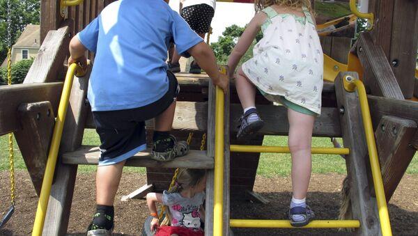 Children On A Playground - Sputnik International