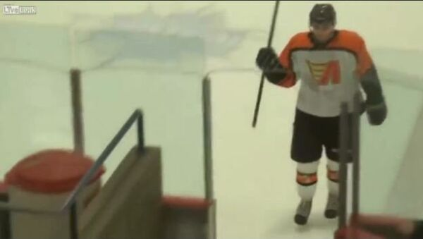 Bad Day for Hockey Boy - Sputnik International