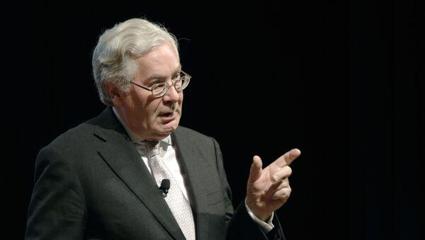 Former Governor of the Bank of England Lord Mervyn King (File) - Sputnik International