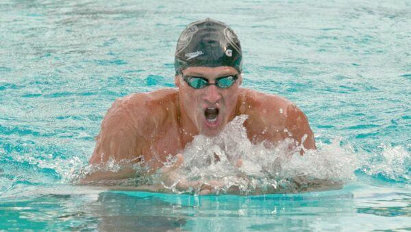 US Olympic Swimmer Ryan Lochte - Sputnik International