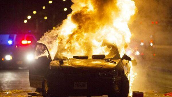 Riots Break Out in Milwaukee on Saturday August 13 - Sputnik International
