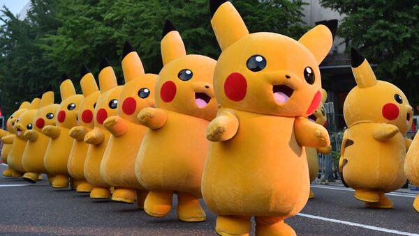Pikachu - Sputnik International